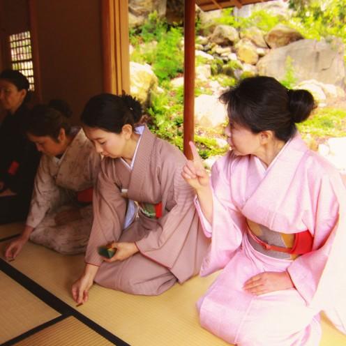 Kyoko's Students